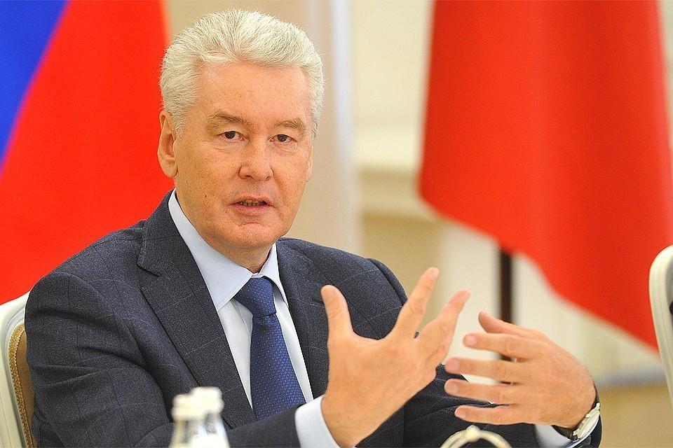 Мэр Москвы Сергей Собянин уволил главу Савеловского района