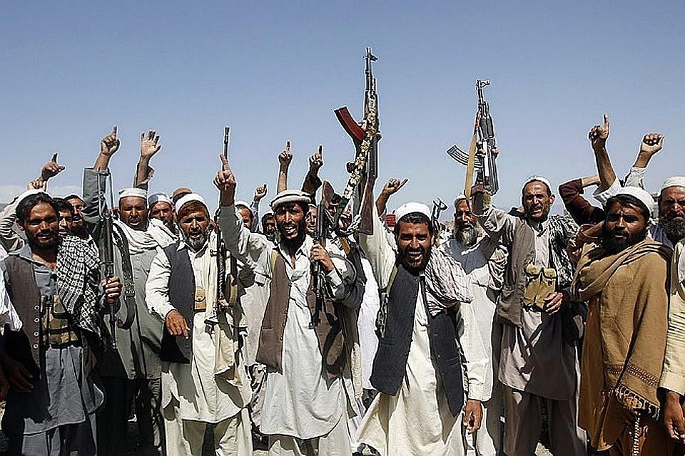 фото боевиков афганские неожиданно