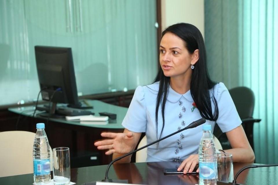 Накануне Ольгу Глацких временно отстранили от руководства Департаментом молодежной политики.
