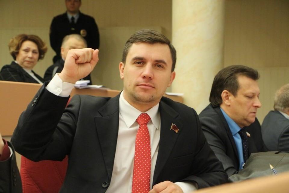 Николай Бондаренко решил питаться на три с половиной тысячи рублей в месяц.
