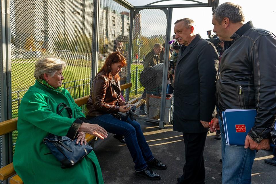 Александр Беглов планирует выезжать в города и лично выявлять проблемы благоустройства и других сфер.