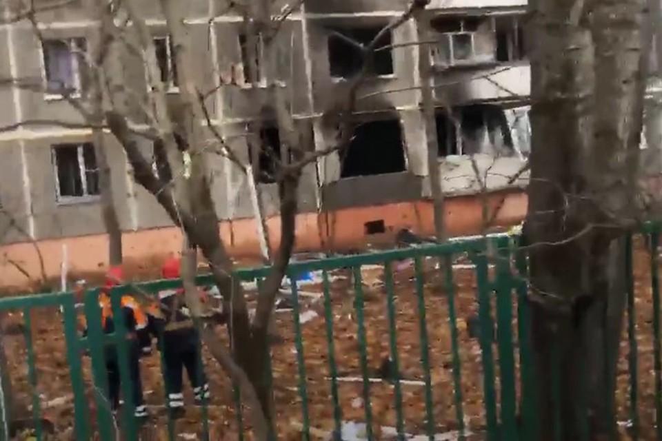 ЧП случилось по адресу улица Островитянова, д. 23, корп. 1.