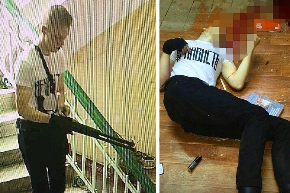 Следователи уверены, что Росляков действовал один