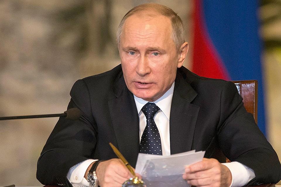 39afef516bbe Путин о стоимости бензина  Цены на нефть поднялись, но это не значит, что  мы должны обеспечивать сверхприбыль и внутри страны