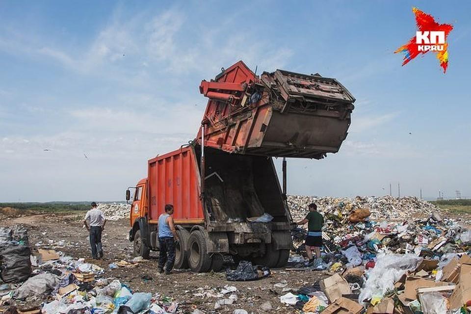 Речь о строительстве мусорного полигона вблизи Сыктывкара шла еще в 2013 году