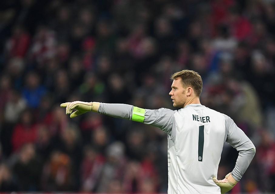Матч Германия - Россия 15 ноября: Нойер появится в воротах немцев с первых минут