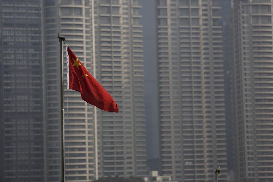 В Китае в ДТП столкнулись 30 транспортных средств.