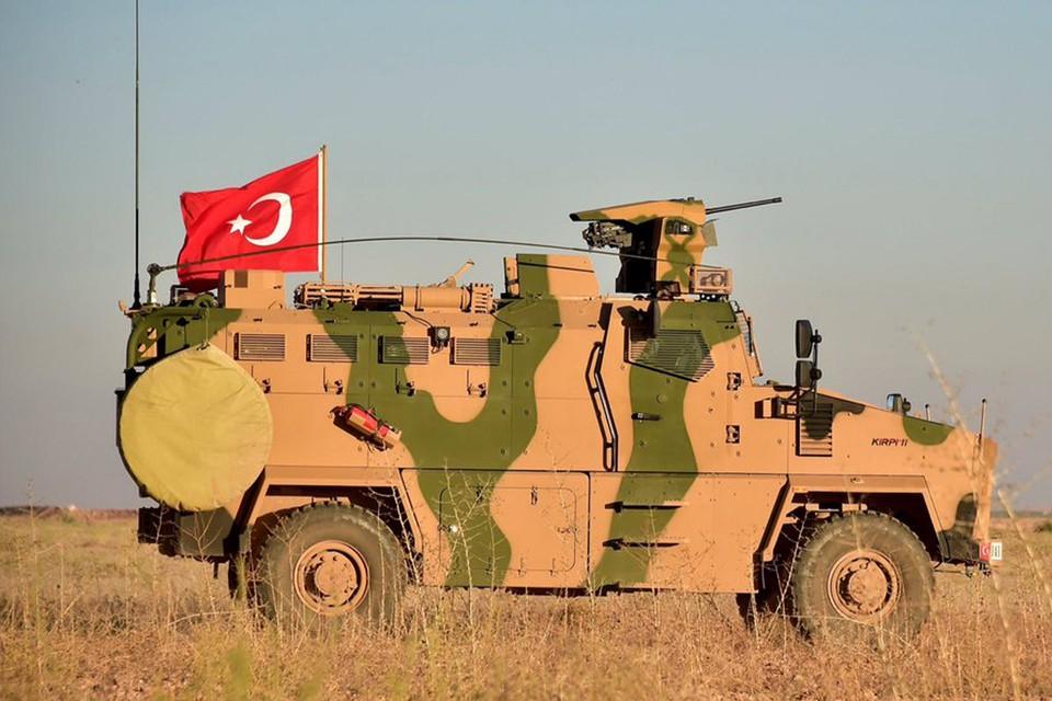 Турецкая армия начала военную операцию в Африне