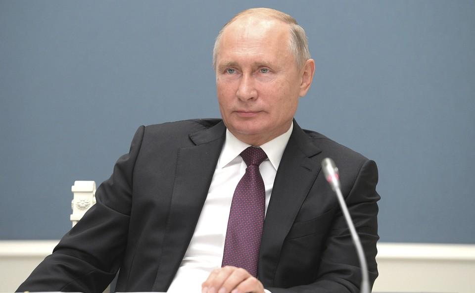 Владимир Путин заявил, что готов ответить США