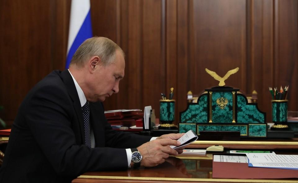 Путин утвердил новый состав Совета по культуре и искусству