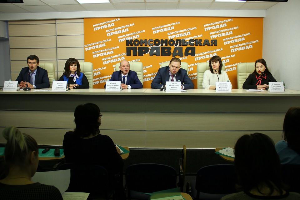 На пресс-конференции в «Комсомольской правде в Нижнем Новгороде» рассказали, как будет проходить V Региональный чемпионат «Молодые профессионалы» WorldSkills