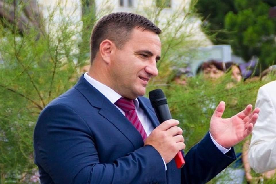 Бывший глава администрации Ялты Андрей Ростенко. Фото: Facebook Андрея Ростенко