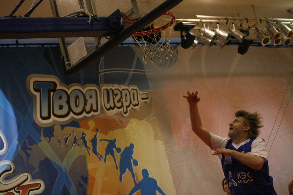 Экс-директор ООО «Агрохолдинг» и Александр Зарубин познакомились на фоне любви к баскетболу