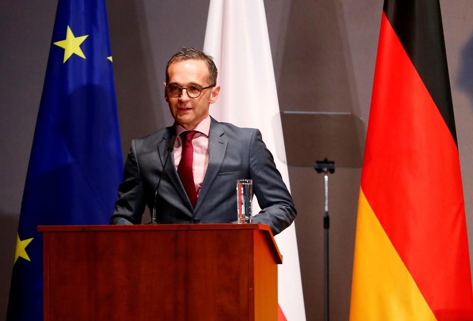Глава МИД ФРГ Хайко Маас заявил, что сохранение ДРСМД выгодно для Европы.