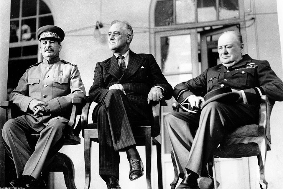 75 лет назад в Тегеране прошла конференция глав стран-союзников, определившая судьбу мира после войны.
