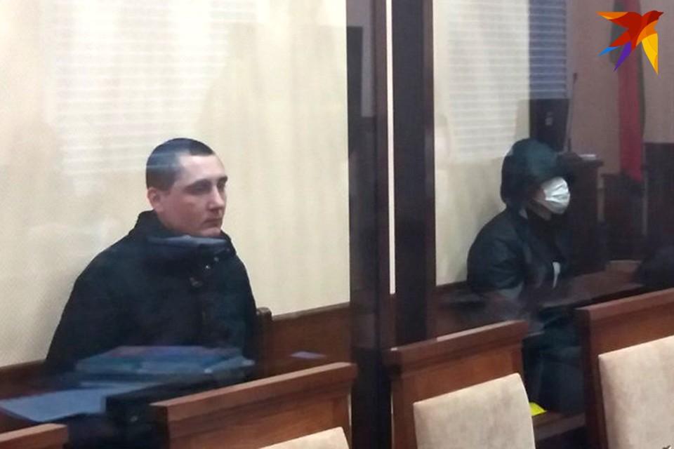 Гершанков и Бережной были приговорены к смертной казни Могилевским областным судом 21 июля 2017 года.
