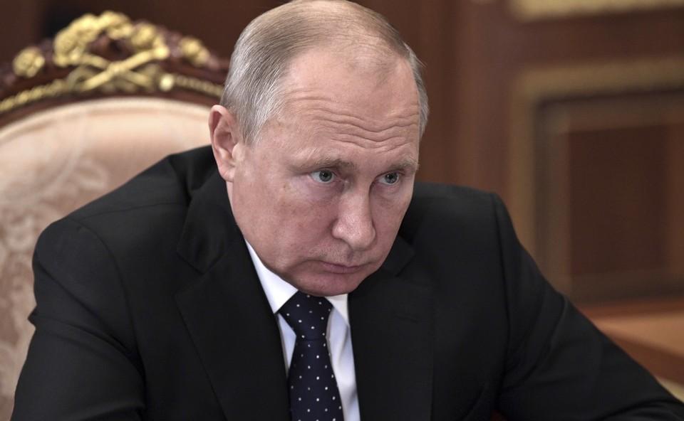 Путин одобрил новую Доктрину энергетической безопасности