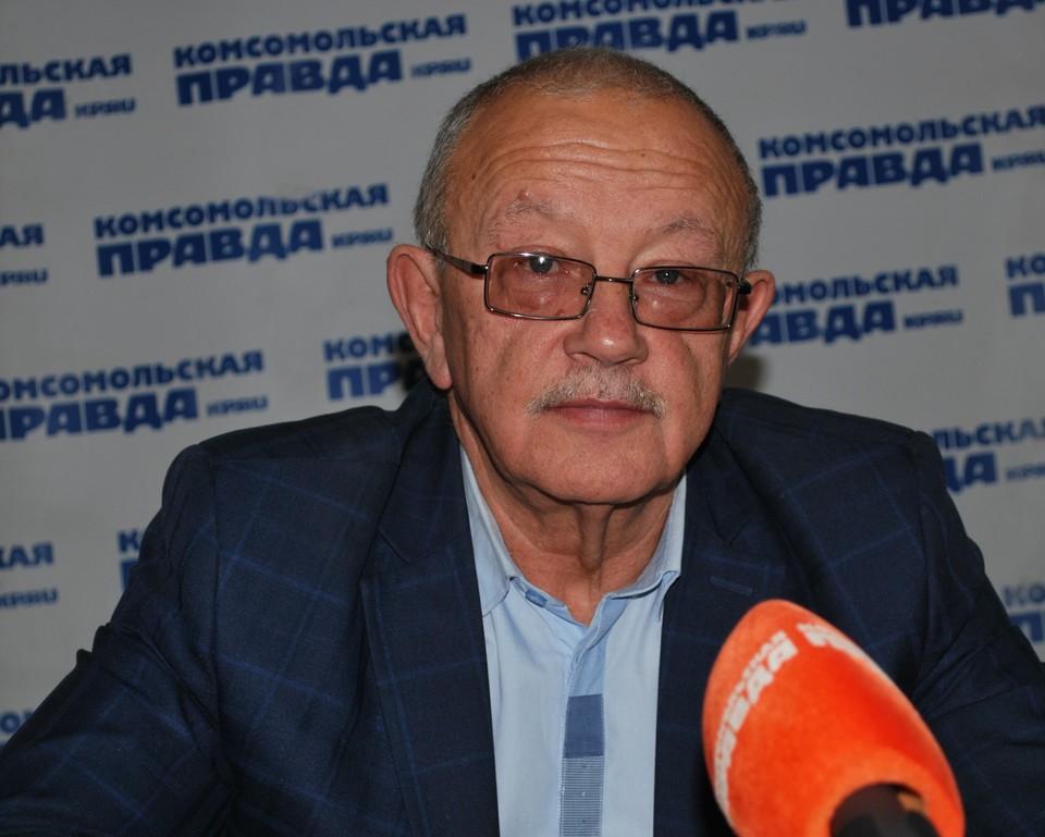 Яков Семенович Слуцкий