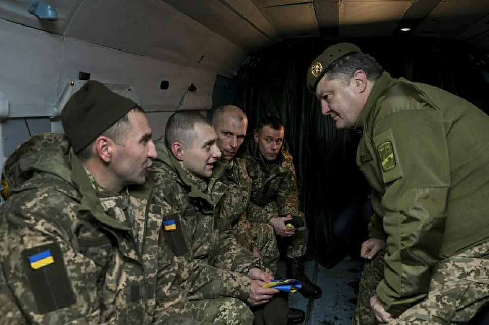 Украина готовит провокацию на Донбассе