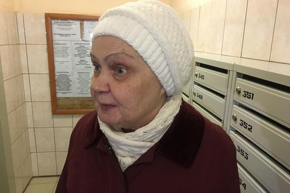 Старшая по подъезду Елена Аллина текст обращения в Роспотребнадзор писала сама, на пяти листах, и пошла с ним по квартирам