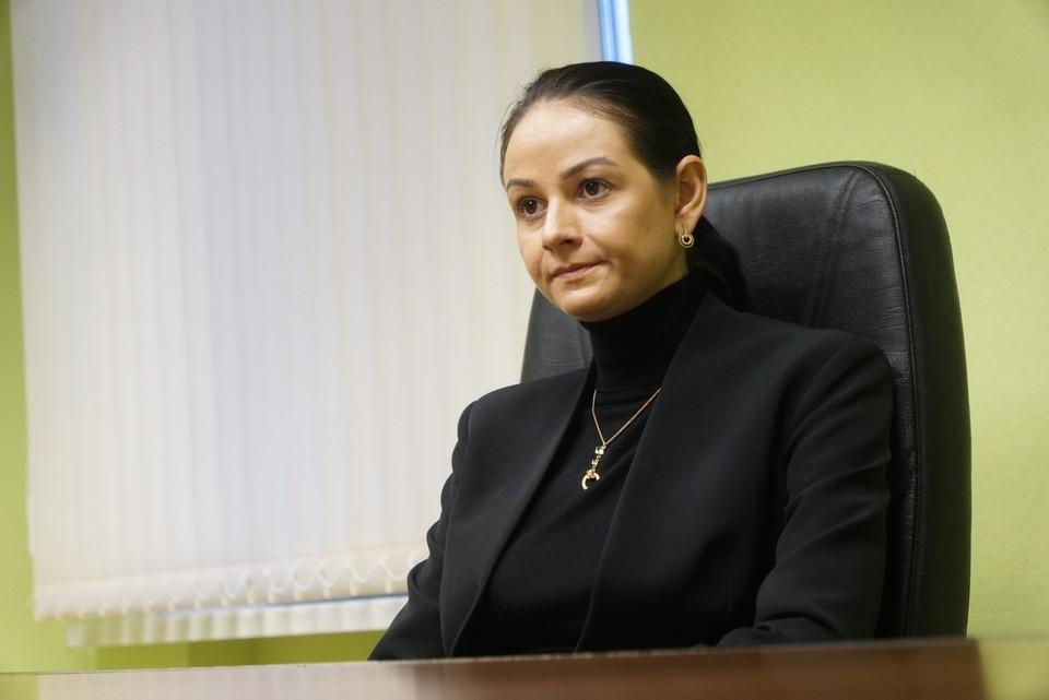 Глава департамента молодежной политики вернулась к своим обязанностям 10 декабря