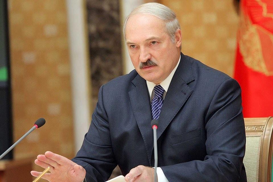Президент отвечает на вопросы российских журналистов. Фото: БелТА
