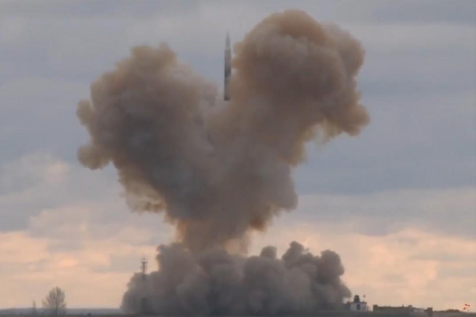 О создании в России гиперзвуковой системы «Авангард» объявил президент РФ Владимир Путин