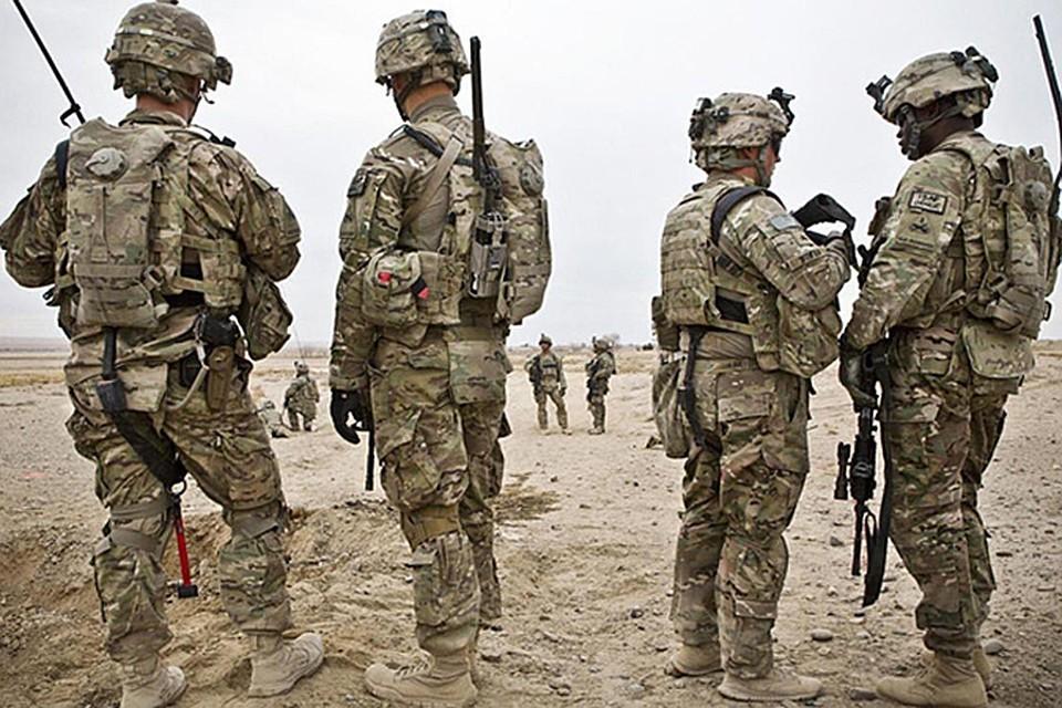 Командование вооруженных сил США готовится вывести американские войска с территории северо-восточной Сирии