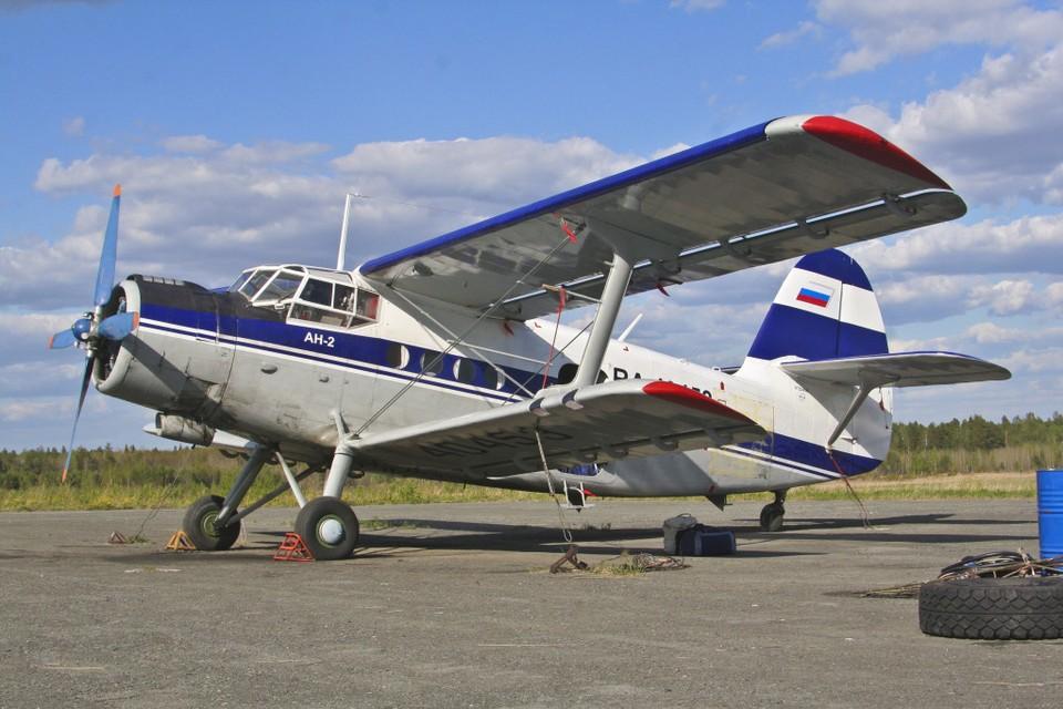 Ан-2 разбился в Серове (Свердловской области) 11 июня 2012 года