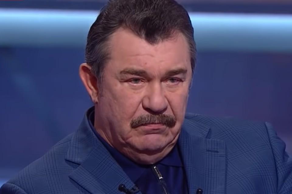 Генерал армии Александр Кузьмук