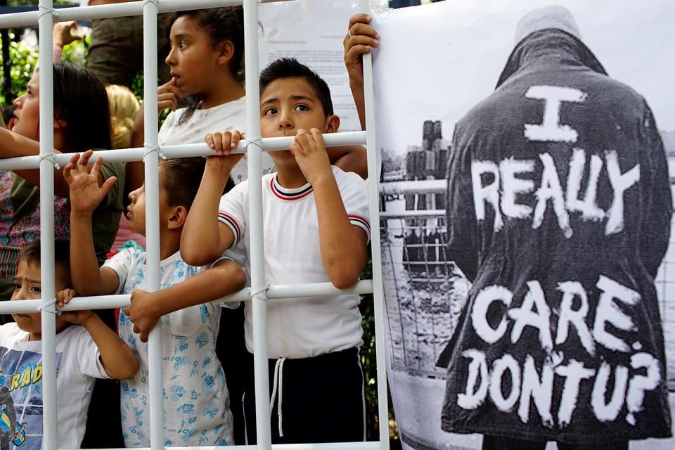 Эксперт ООН призвал США расследовать смерть ребенка на границе с Мексикой