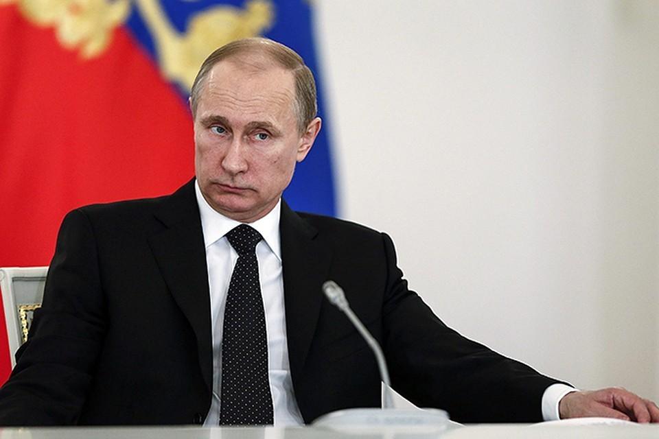 Путин подписал закон о рыболовстве