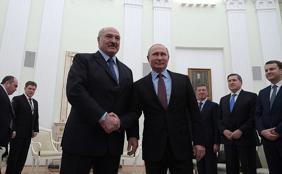 Путин и Лукашенко планируют провести еще одну встречу до нового года