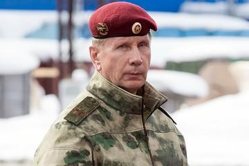 Директор Росгвардии Виктор Золотов: «Спасибо Навальному, что хотя бы Сталина на мою дачу не поселил»