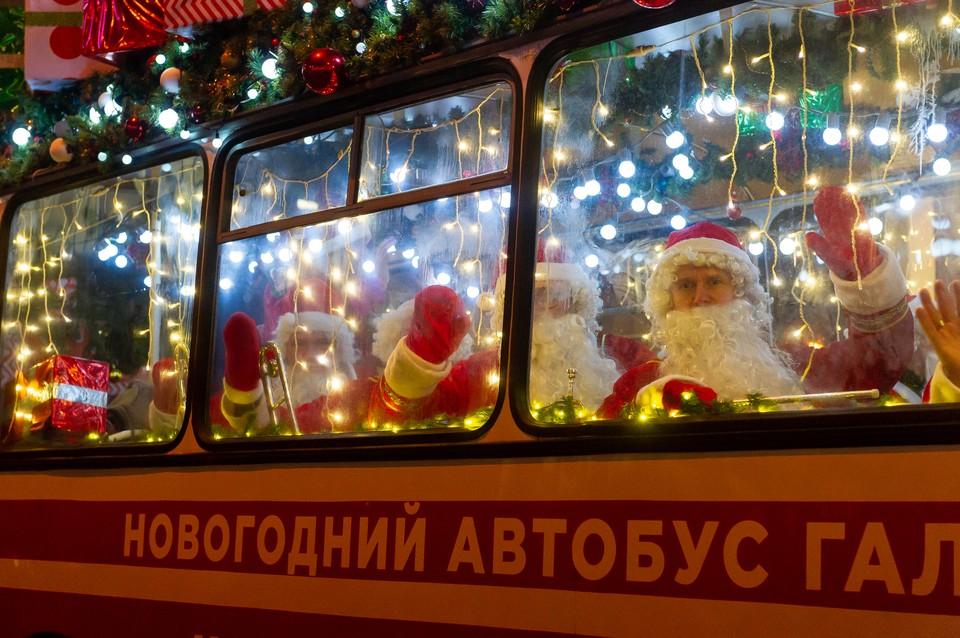 Куда сходить в Петербурге с 30 декабря 2018 по 8 января 2019 года: Программа.