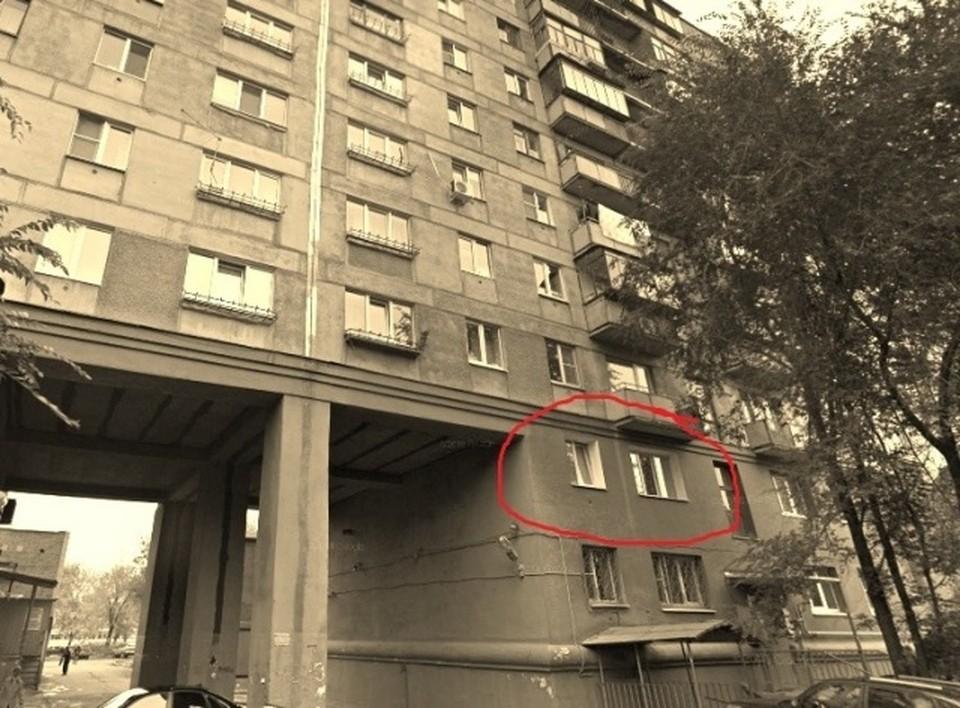 Та самая квартира N315. Фото: Google карты.