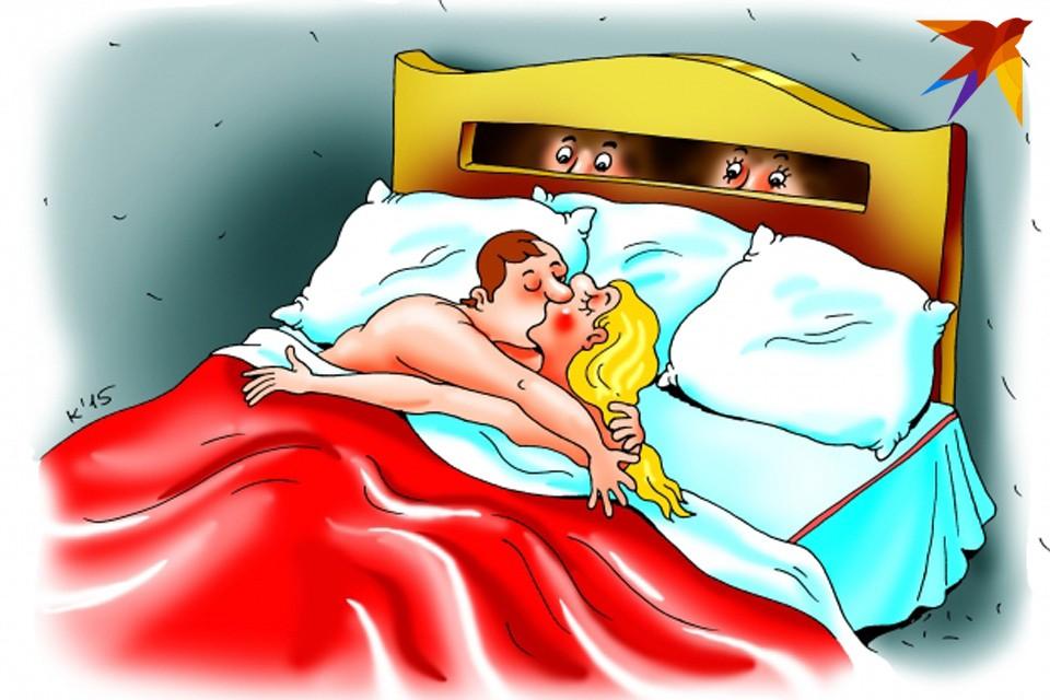 Сексуальную жизнь горячей апатитской пары теперь обсуждают не только соседи, но и вся область.