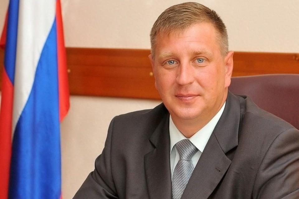 Дмитрий Титов. Фото: пресс-служба АКО