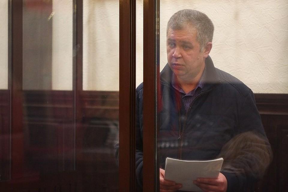 Экс-глава кузбасского МЧС не хочет сидеть в СИЗО до 25 марта 2019 года