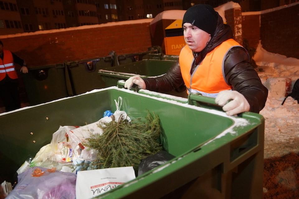 С 1 января в Россия переходит на новую систему обращения с твердыми отходами.