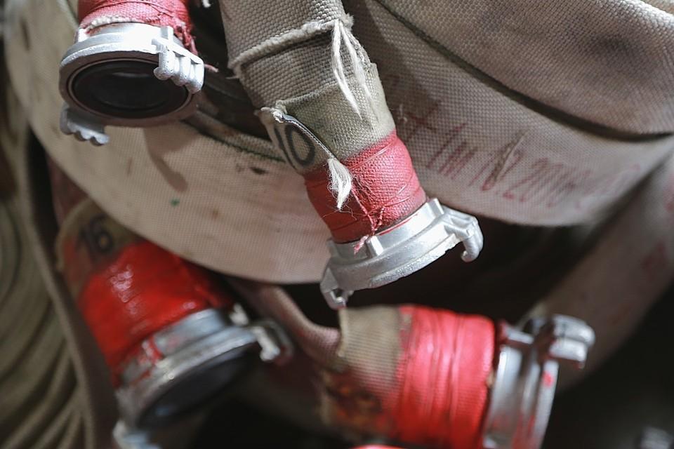 В МЧС объяснили «увеличение» числа выездов на пожары на мусорных площадках