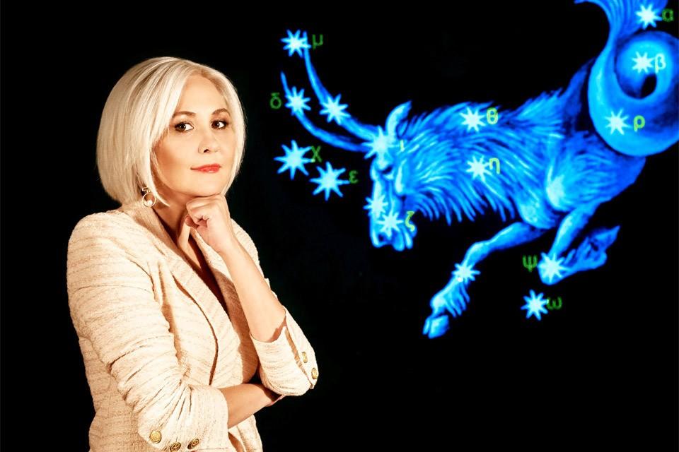 Астролог Василиса Володина. Фото: личная страничка в Facebook