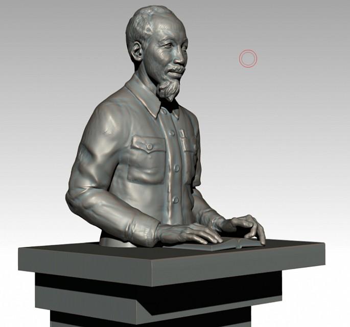 В одном из скверов Владивостока появится памятник Хо Ши Мину