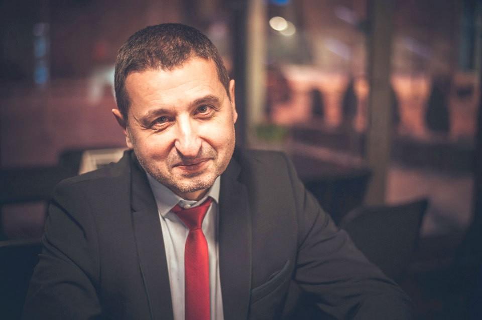Политолог из Германии Александр Сосновский в Международном медиа-клубе Импрессум.