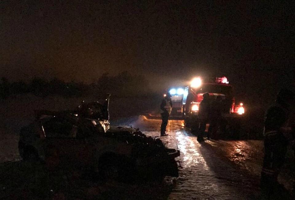 Фото с места происшествия предоставлено пресс-службой УМВД России по Орловской области