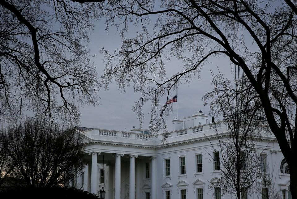 Во время проезда кортежа делегации из КНР у Белого дома произошел инцидент с нападением на офицера