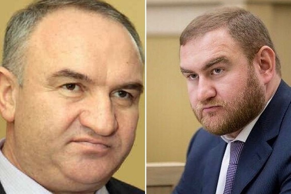 Отца и сына Арашуковых задержали за хищение 30 миллиардов и заказные убийства