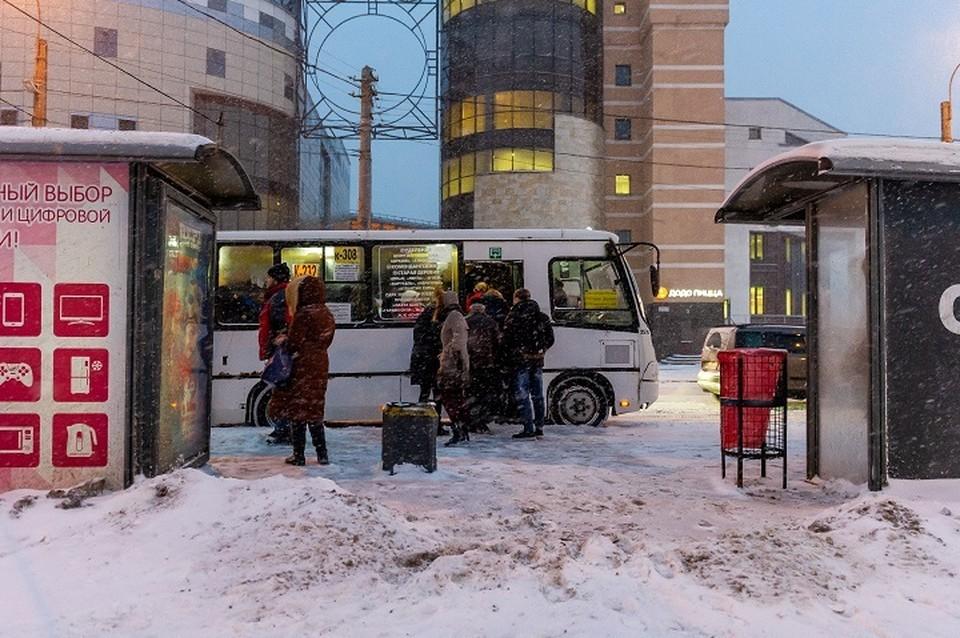 Пока ситуация с автобусами в Уфе оставляет желать лучшего