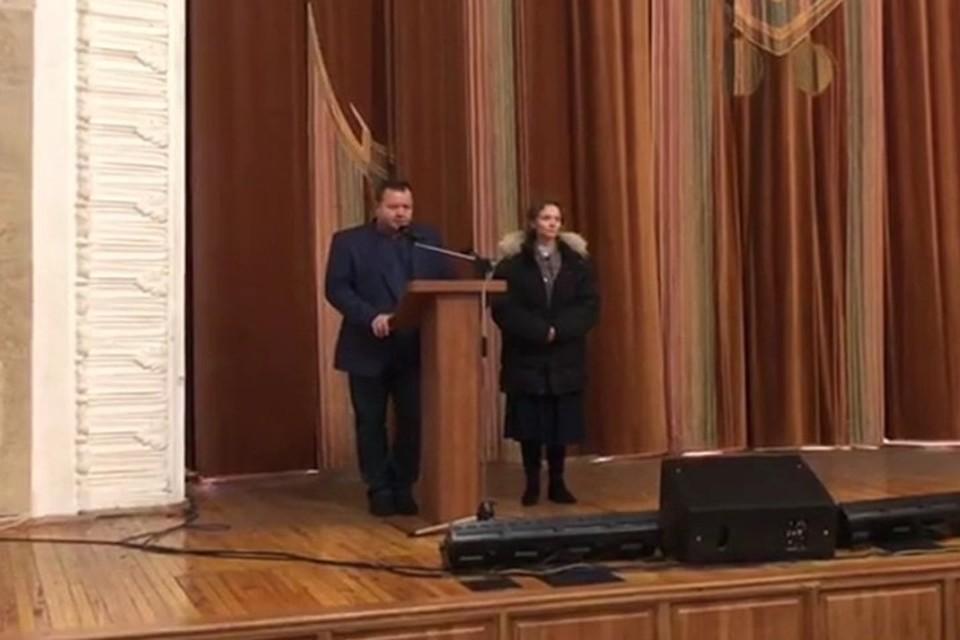 В Кемерове прошла встреча жителей с руководством областного здравоохранения