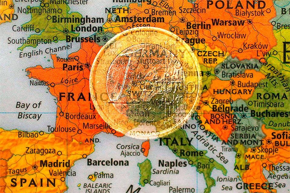 12 февраля курс евро опустился до уровня 73 руб. 92 коп.